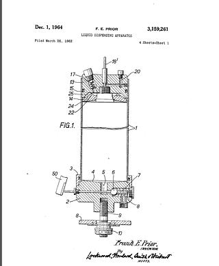 F.E. Prior Inventor